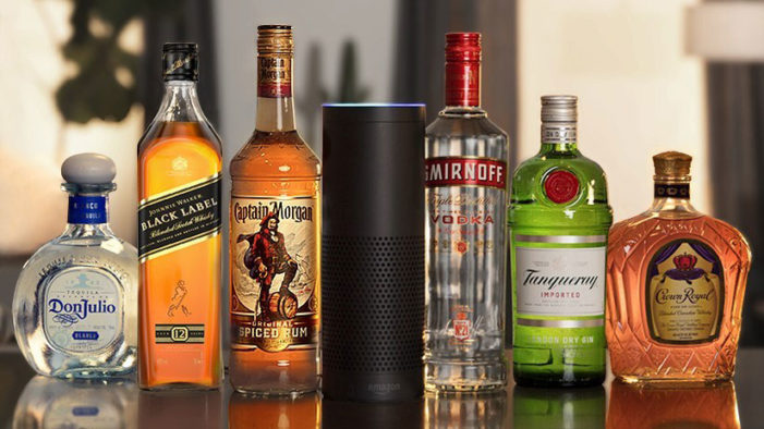 Diageo Unveils 'Happy Hour' Skill for Amazon Alexa Celebrating One of the Most Spirited Hours in the Day