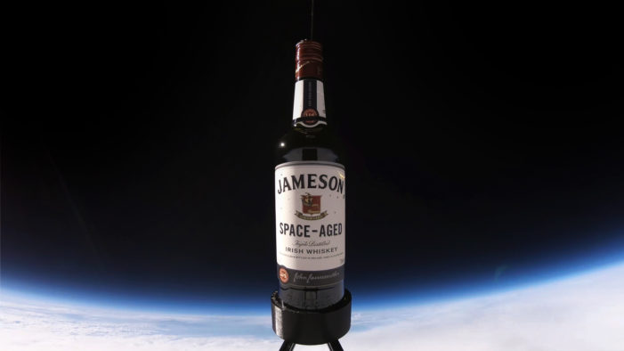 Jameson Launches Space-Aged Whiskey