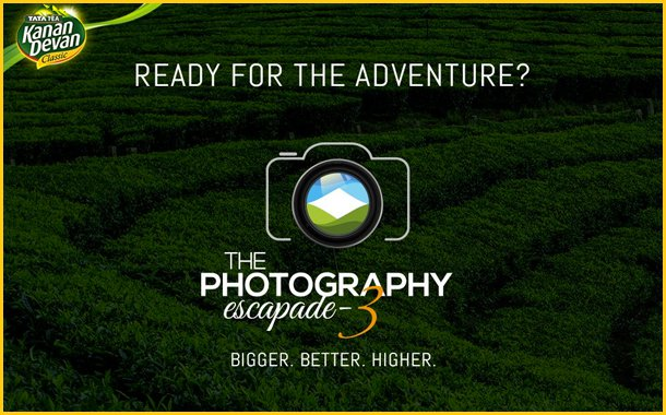 Tata Tea Kanan Devan Unveils New Webisodes to Promote its Photography Escapade Contest in India