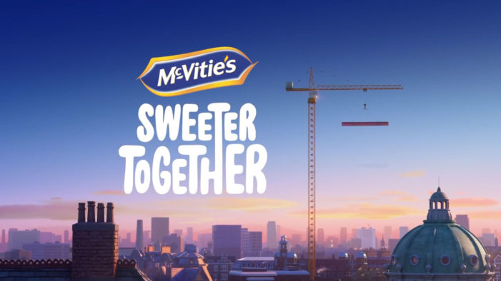 Lonely Crane Driver Gets a Sweet Surprise in New McVitie's Campaign by Grey London