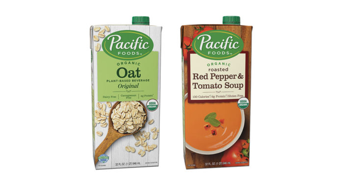 Voicebox's New Design for Pacific Foods Celebrates Real Ingredients and Wholesome Food