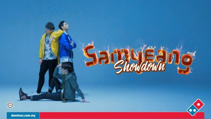 MullenLowe Malaysia and Domino's Create a New K-Pop Sensation the Samyeang Showdown