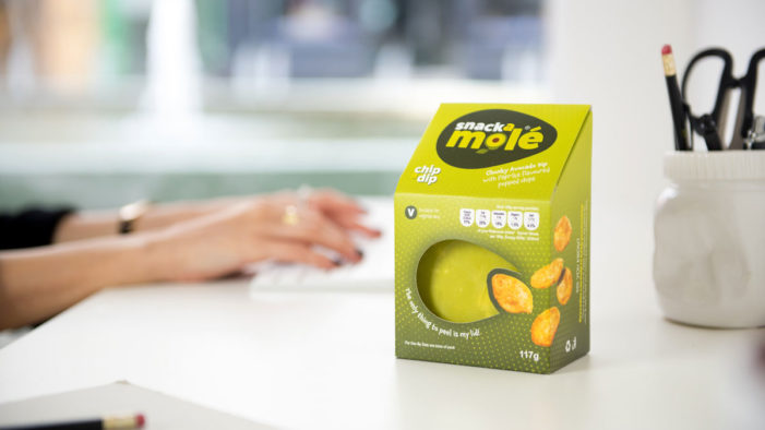 Go Green with Snackamolé – the Natural Avocado Snack Promising to Take the UK by Storm