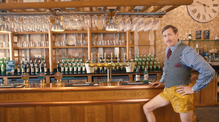 Thatchers Cider's New Campaign Brings Comedy to 'Farm and Family'