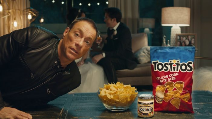 Tostitos Warns People to Get Together Over Chips or Get 'Van Dammed' in New Campaign