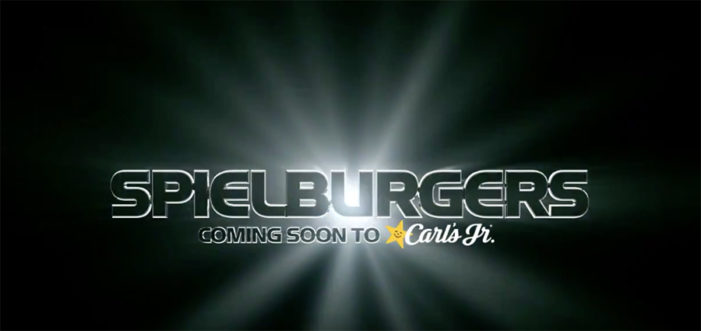 """Steven Spielberg Finally Settles Carl's Jr. """"Spielburger"""" Battle"""