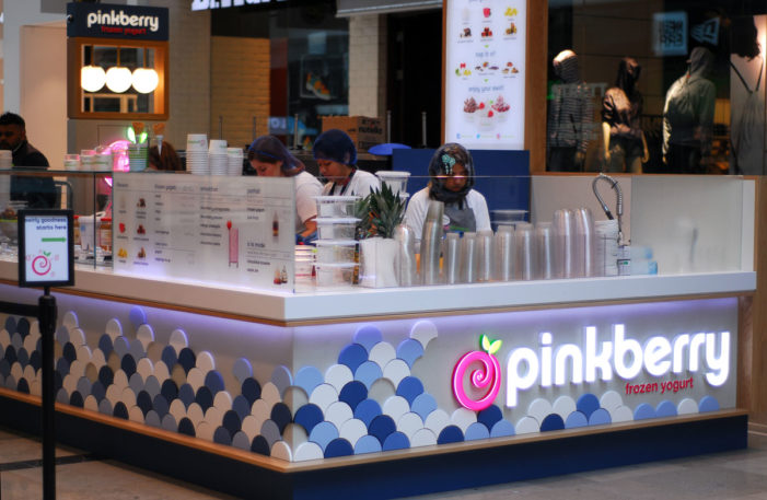 Westfield London Grand Opening To Feature Pinkberry