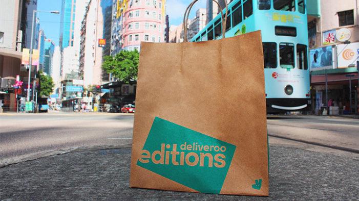 Deliveroo Bring the Best Street Food Direct to Your Door with 'Pop-Ups' Launch