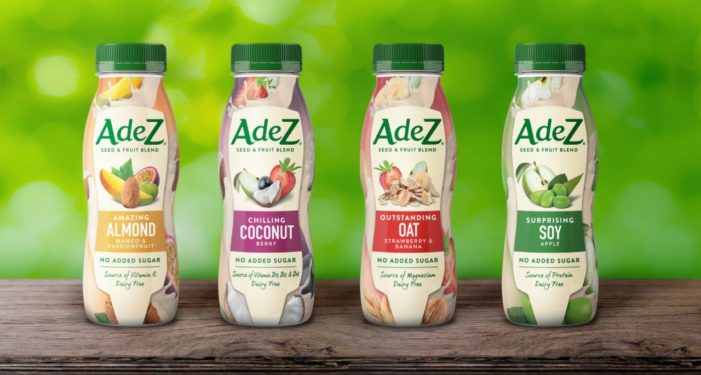 Coca-Cola Launches Dairy-Free Beverage AdeZ in the European Market