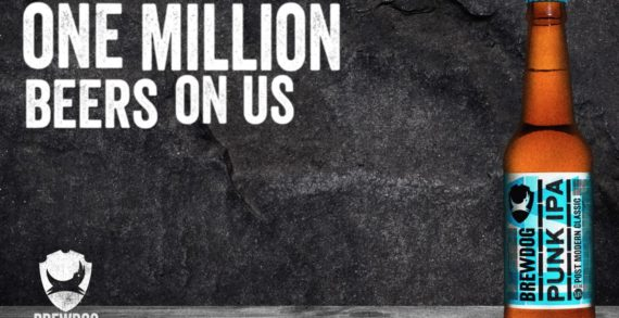 BrewDog's Million-Pint giveaway: Great Campaign, But Does It Go Deep Enough?