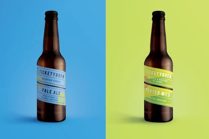 Carter Wong Revamps British Craft Beer Brand TicketyBrew