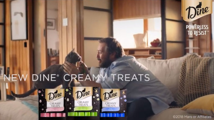 Dine Promises More Face-to-Face Time with Your Furry Friend in Latest Campaign