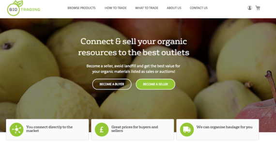 Veolia Launches New Online Marketplace for Organic Resources in the UK