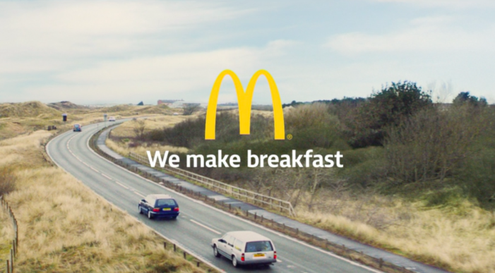 Leo Burnett London Creates Campaign Showing How on Some Mornings, Only a McDonald's Breakfast Will Do