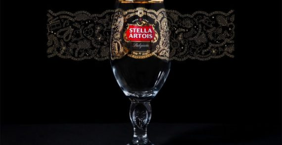 "Bespoke Stella Artois Regal Chalice Commemorates World's Beloved ""Soon-to-be-Weds"""