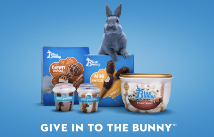 FCB Chicago Urges Indulgence in New Ads for Blue Bunny Ice Cream
