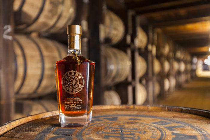 Blade and Bow 22-Year-Old Kentucky Straight Bourbon Whiskey Returns with a Limited Re-Release