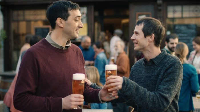 180 Kingsday's New Campaign for Amstel Russia is 'Serious About Beer and Friendship'