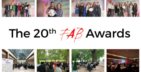The FAB Awards Mark their 20th Anniversary with a Day of FABulous Celebrations
