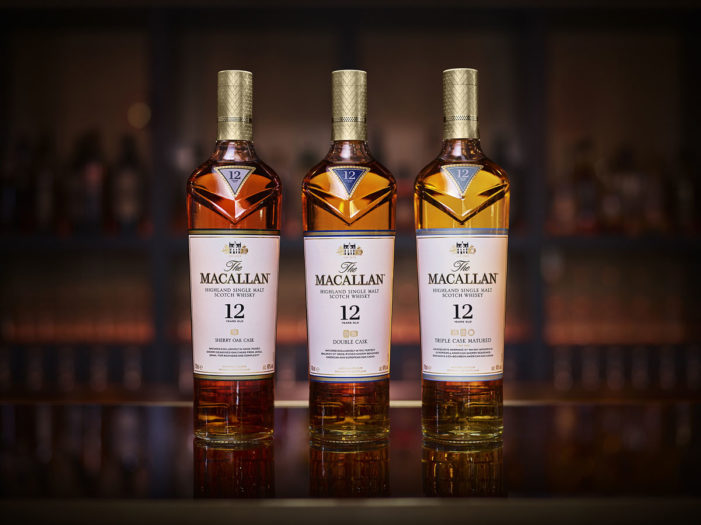 The Macallan Relaunches Portfolio to Celebrate a New Era for the Brand