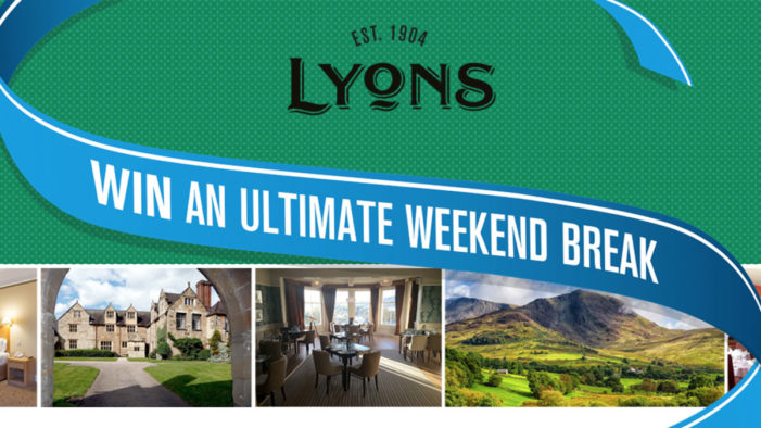 Lyons Coffee Unveils Huge On-Pack Promotion in the UK