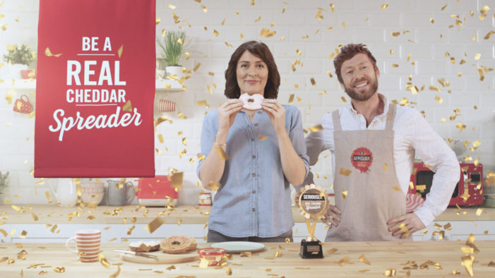 Initials Launches Seriously Spreadable Campaign for Lactalis McLelland