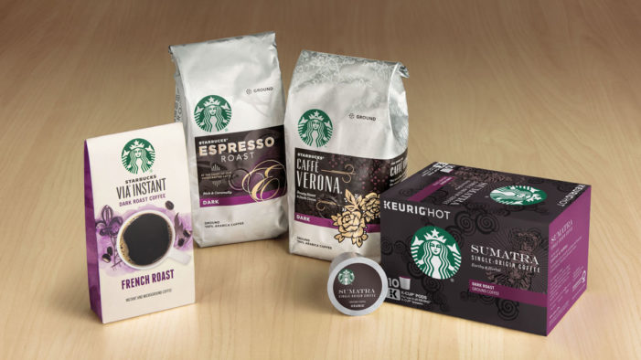 Starbucks and Nestlé Form Global Coffee Alliance to Elevate and Expand Consumer Packaged Goods