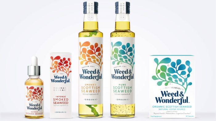 Family (and friends) Brand New Seaweed Superfood Range – Weed & Wonderful