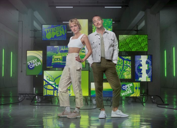 Diplo and MØ Stay Open to New Experiences with New Tuborg OPEN Collaboration