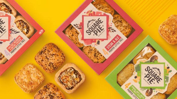 BrandOpus Provides Fresh Branding for Gourmet Pie Brand – Square Pie