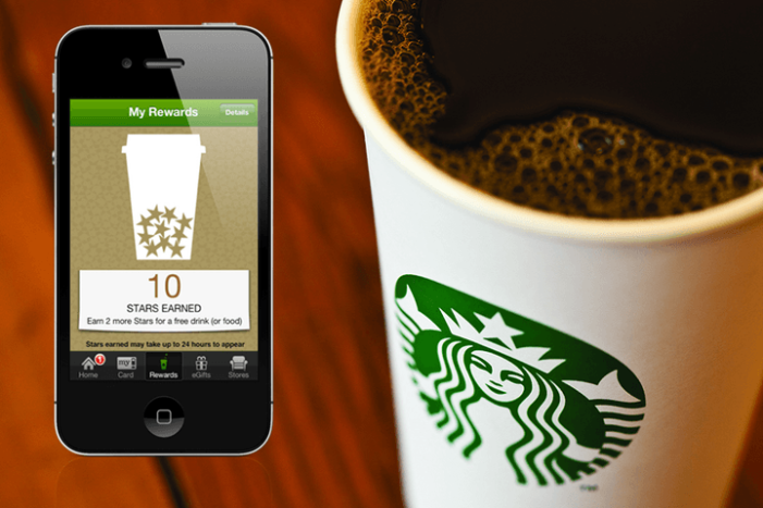 Starbucks is Beating Apple, Google, and Samsung in Mobile Payments, According to eMarketer