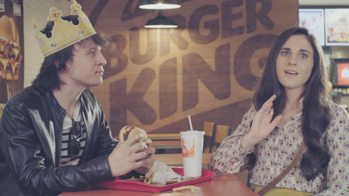 Burger King Launches Bacon King BBQ with Serviceplan Italia and Plan.Net