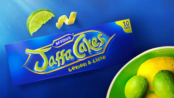 Anthem Turns Jaffa Cakes 'Lemon & Lime' For McVitie's