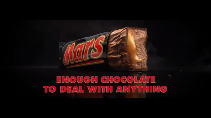Mars Bar Positions Chocolate as a Tool for Confidence in Cheeky Campaign