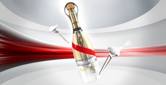 Maison Mumm Reinventing the Champagne Tasting Ritual for the New Frontier