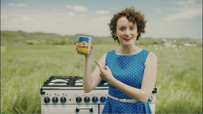 Internet Cooking Stars Love 'Gheeeeee!' in New Organic Valley Campaign by Humanaut