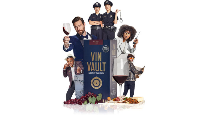 Vin Vault Wines Releases First-of-Its-Kind Movie Trailer to Debut New Packaging