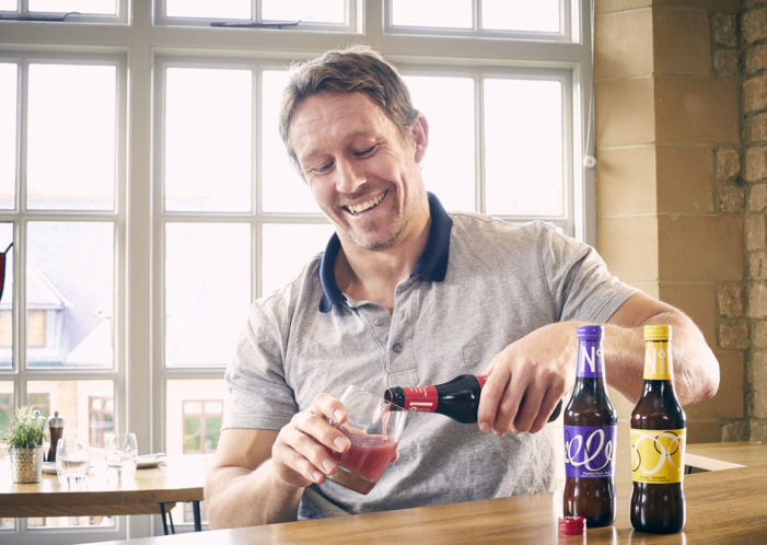 Pearlfisher Teams with Jonny Wilkinson to Bring to Life New Brand – N°1 Kombucha