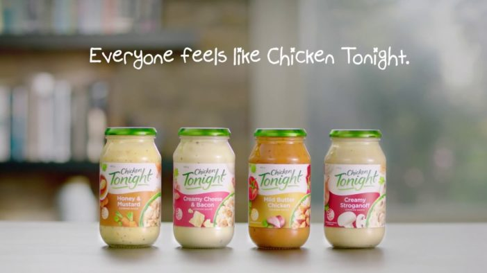 Chicken Tonight Reintroduces Itself to the Kids of Today in Latest TV Campaign