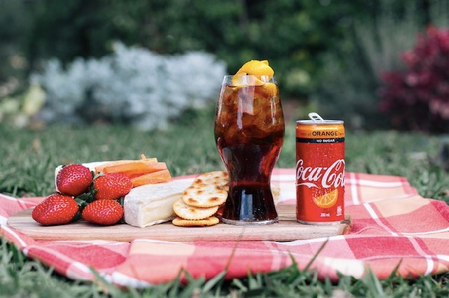 Coca-Cola Pushes Limited Edition Coca-Cola Orange No Sugar Product in Australia
