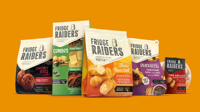 Kerry Foods is Spearheading a Fresh Protein Snacking Movement with Launch of Fridge Raiders Masterbrand