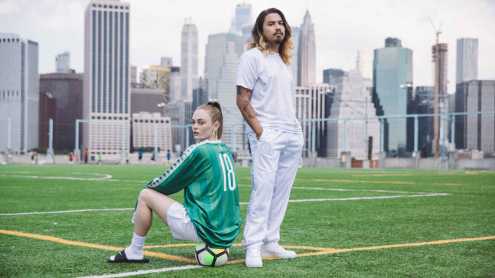 Heineken Partners with Kappa USA for Limited-Edition #Heineken100 Six-Piece Capsule Collection