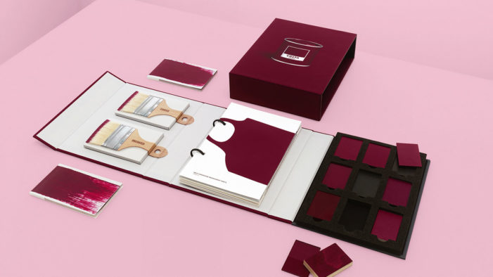 Our Design Agency Sets Definitive Global Costa Coffee Red