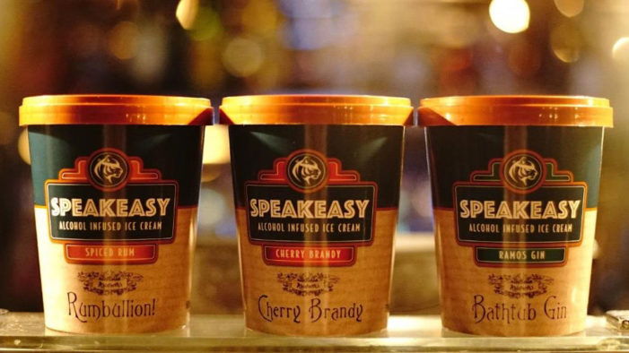 Speakeasy Ice Creams Looks to Bring Christmas in July with New Flavour Launches
