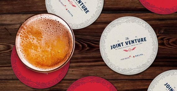 Virgin Atlantic and Delta Airlines to Open Pop-Up Pub in the UK with 230 Craft Beers
