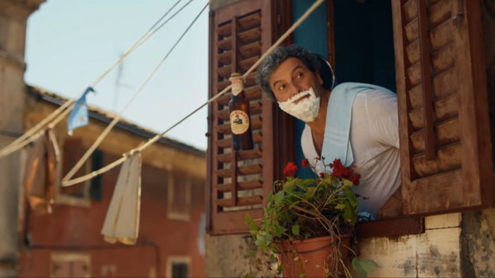 Heineken 'Pull Together' their First TVC for Italian Beer Brand, Birra Moretti