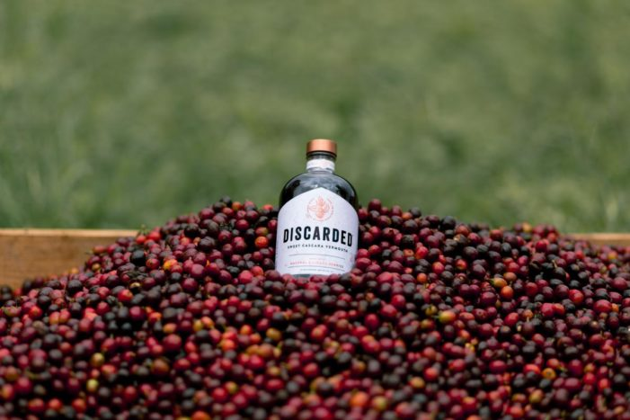 Discarded – A Vermouth With Purpose William Grant & Sons Champion The Discarded with Latest Release