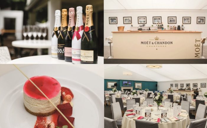 Unique Moët & Chandon Dining Experience set to wow at The July Festival in Newmarket