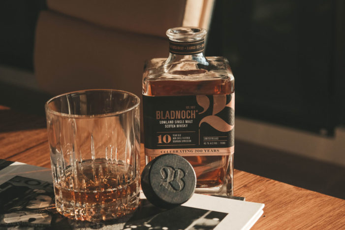 Bladnoch Releases Limited Edition 10 Year Old Single Malt