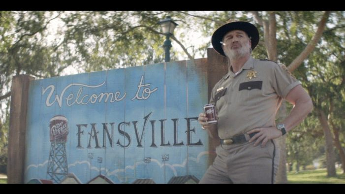 Drama, Passion and Dr Pepper Fuel Fansville in College Football Campaign